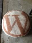 Custom WordPress ottoman